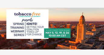 """May Series: Ignite! Getting Your Coalition """"Fired Up"""" for Change"""