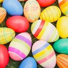 Preschool Easter Egg Hunt!