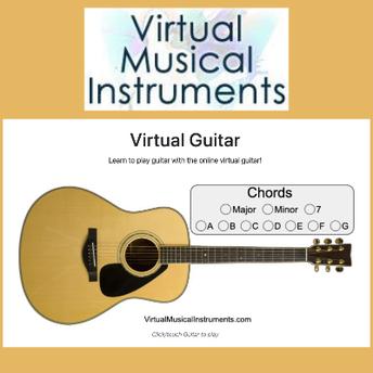 Virtual Music Instruments site icon