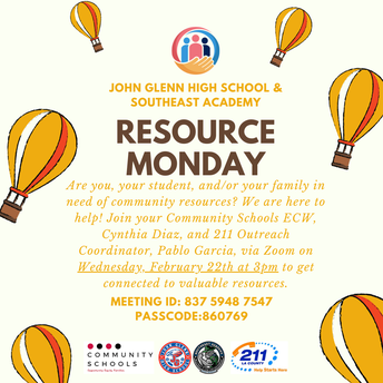 Resource Monday