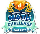2017 Fall DreamBox Math Challenge