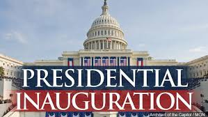 Presidential Inauguration on January 20th