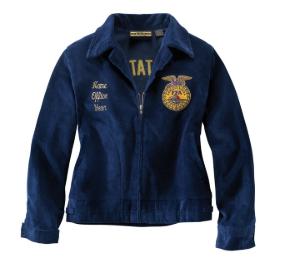 FFA Blue Jacket
