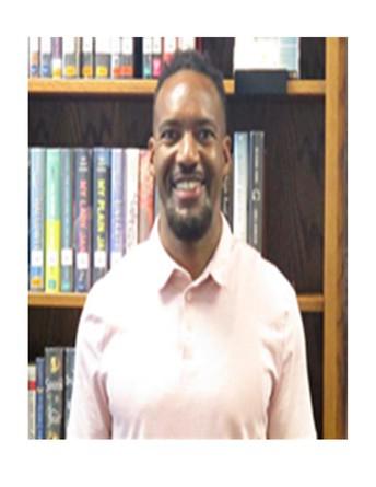 Mr. Wigfall, School Counselor