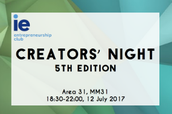 Creators' Night 5th Edition
