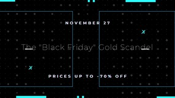 The Black Friday Gold Scandal by Beaux Guidry