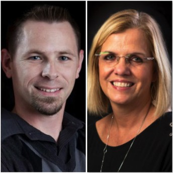 Dr. Jason Trumble and Dr. Debbie Dailey: