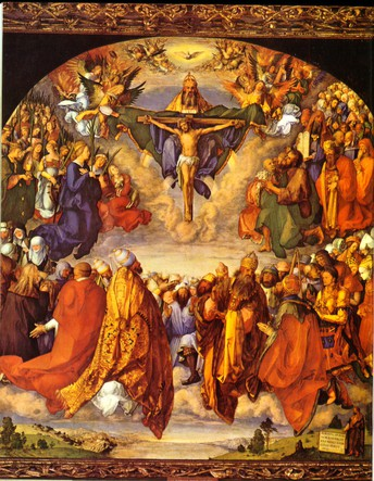 Litany of the Saints
