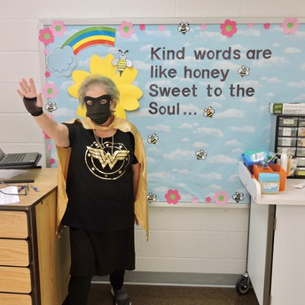 Kindness is our South River Super Power!