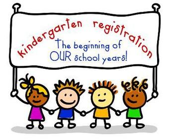 Attention next year's kindergarten students!