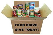 Boxes of Hope Food Drive