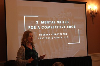 Chelsea from Passionate Coach