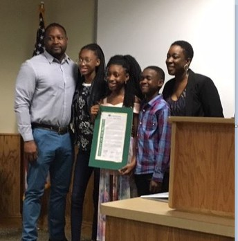 Gates Mills Student of the Month