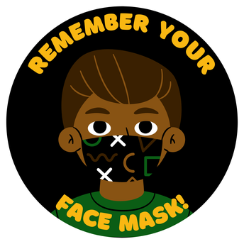 Remember Your Mask
