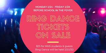 Ring Dance- Starry Night!