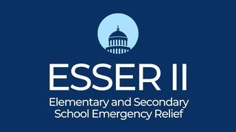 Elementary & Secondary School Emergency Relief (ESSER) Fund II