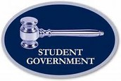 Student Government Officers for 2018-19