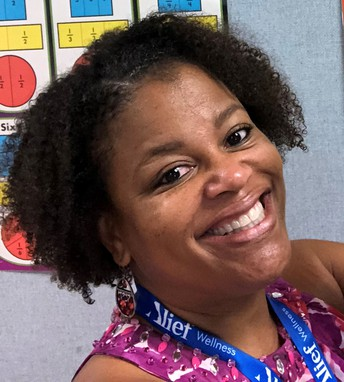 O'Donnell Middle School teacher Michele White was named the recipient of the New Educator of the Year Award by the National Association for Alternative Certification.