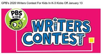 GPB's 2020 Writers Contest
