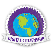 Digital Citizenship--- a thread woven, rather than a lesson taught