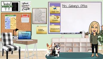 Mrs. Gabany's Virtual Office