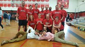 CGMS Defeats Corriher-Lipe in Faculty/Staff Basketball Game