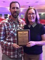 Winner of the Eleanor P. Eells Program of Excellence Award!