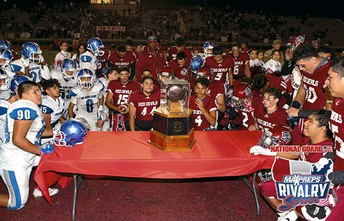 The Legacy of Pride Football Game Returns this Friday Night