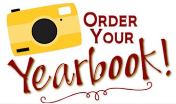 Place Personal messages/dedications in the Yearbook by May 21!