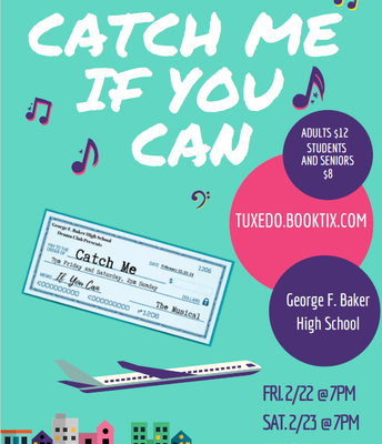 GFB Spring Musical:Catch Me If You Can