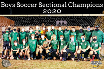 Boys ⚽ Sectional Champions