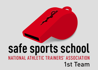 Cypress Creek has been Awarded the Safe School Sports Award!