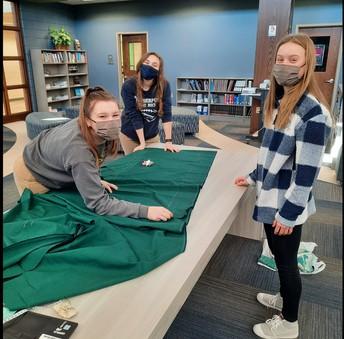 Liturgy & Music Class Seeking Fabric Donations