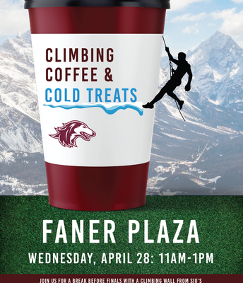 Climbing, Coffee, & Cold Treats