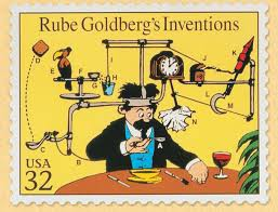 Technology/Library - Make a Rube Goldberg Model!