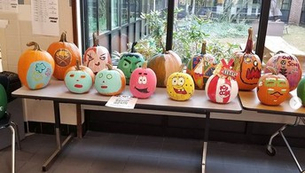 Pumpkin Contest!