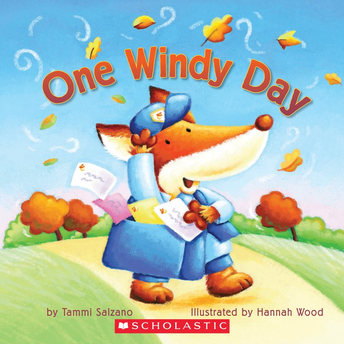 One Windy Day by Hannah Wood