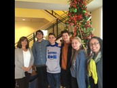 National Honor Society Toured the Ronald McDonald House