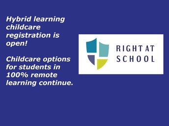 Hybrid Childcare Is Available