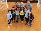 This group of people was a tremendous help while decorating for prom on Friday afternoon. A special thanks to Kari and Gary Roach for transporting all of the decorations for us! Also, thanks to all who chaperoned and helped to make it a successful night!