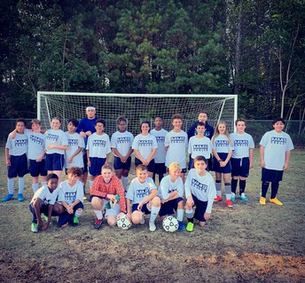 MMS Eagle Soccer - Looking Good!
