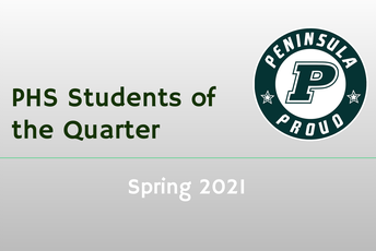 Spring Students of the Quarter
