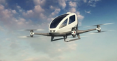 Autonomous Flying Taxis