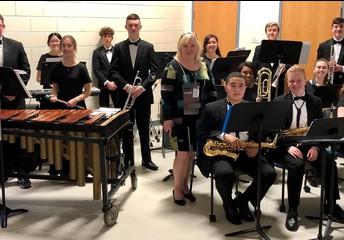 SCHS Jazz Band: Inspired Talent
