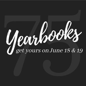It's almost Yearbook time!
