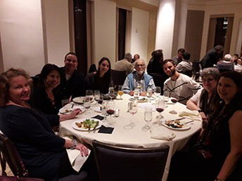 Dinner Attendees