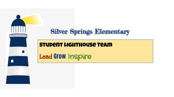 Leader in Me Student Lighthouse Team