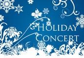 Band and Chorus Concerts