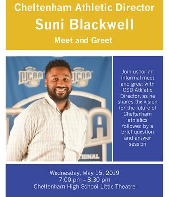 Suni Blackwell Meet & Greet