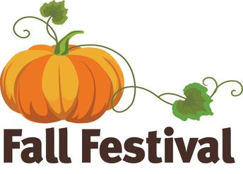 Fall Festival - October 26th